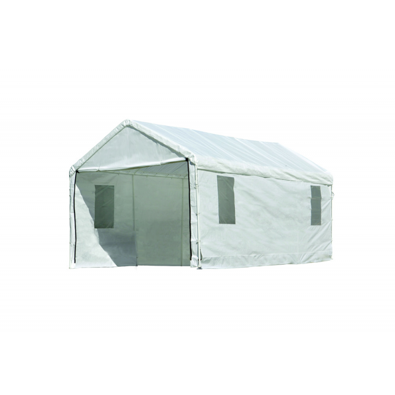 Shelter Logic 10×20 Canopy - White (25772)