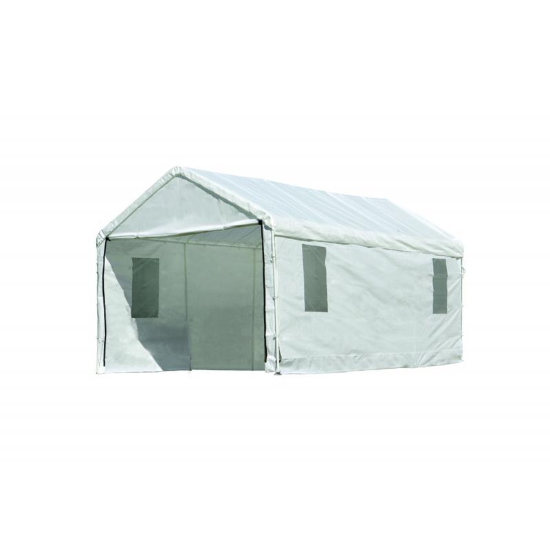 ShelterLogic 10×20 Canopy - White (25772)