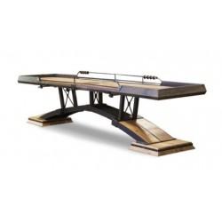 Kush 14ft Kirsch Shuffleboard Table (056)