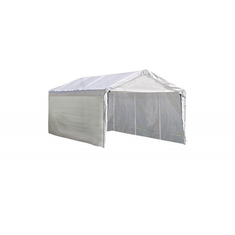 Shelter Logic 10×20 Canopy - White (25875)