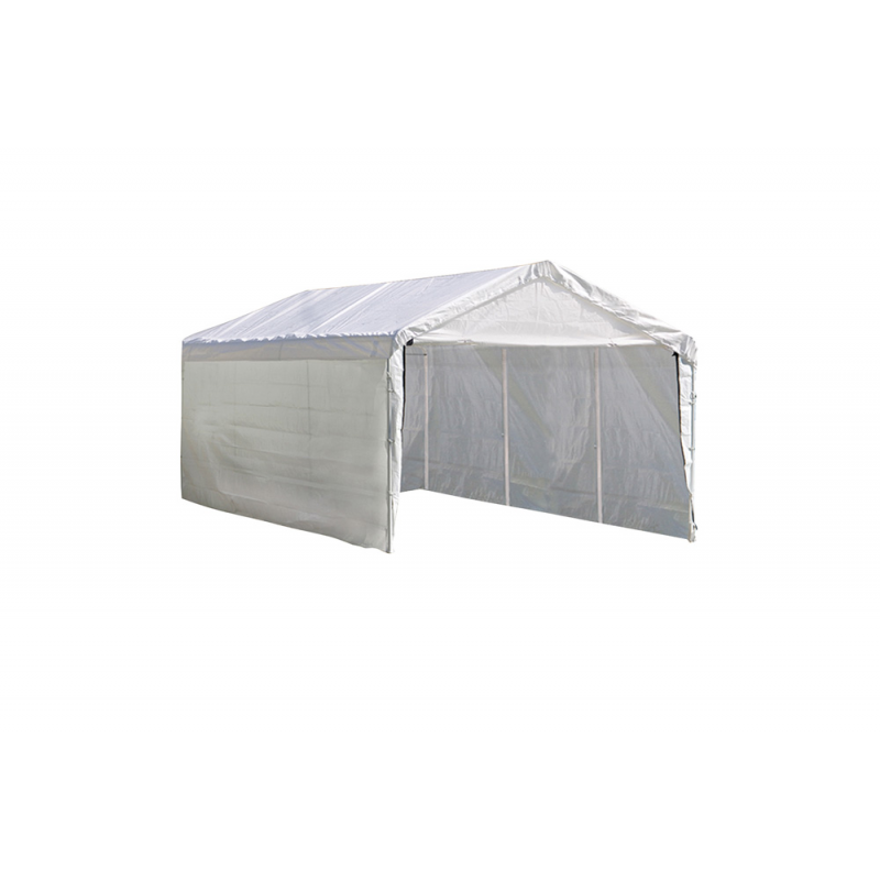 Shelter Logic 10×20 Canopy - White (25875)