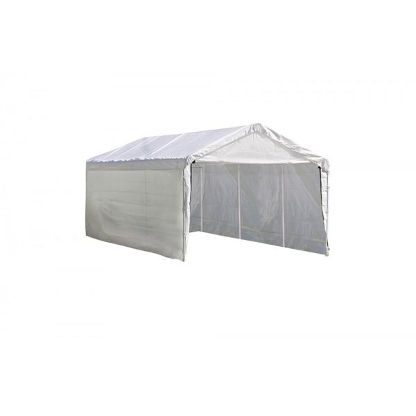 ShelterLogic 10x20 Canopy Enclosure Kit - White (25875)