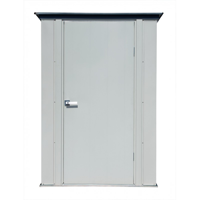 Arrow 4x3 Spacemaker Patio Steel Storage Shed (PS43)