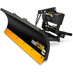 """Meyer Products 80"""" Home Plow Auto Angle Electric Snow Plow (24000)"""