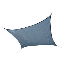 Shelter Logic 16 ft Square Shade Sail - Sea (25736)