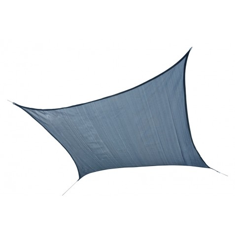 ShelterLogic 16 ft Square Shade Sail - Sea (25736)