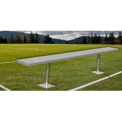 Gared 27' Spectator Bench, Surface Mount (BE27SM)