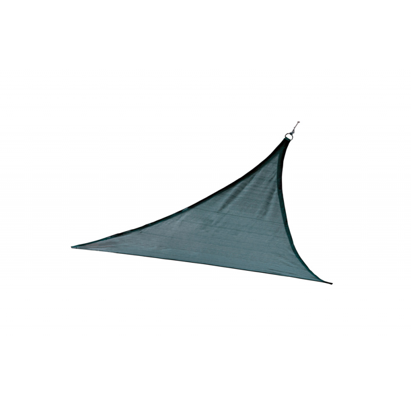 ShelterLogic 16 ft Triangle Shade Sail - Sea (25734)