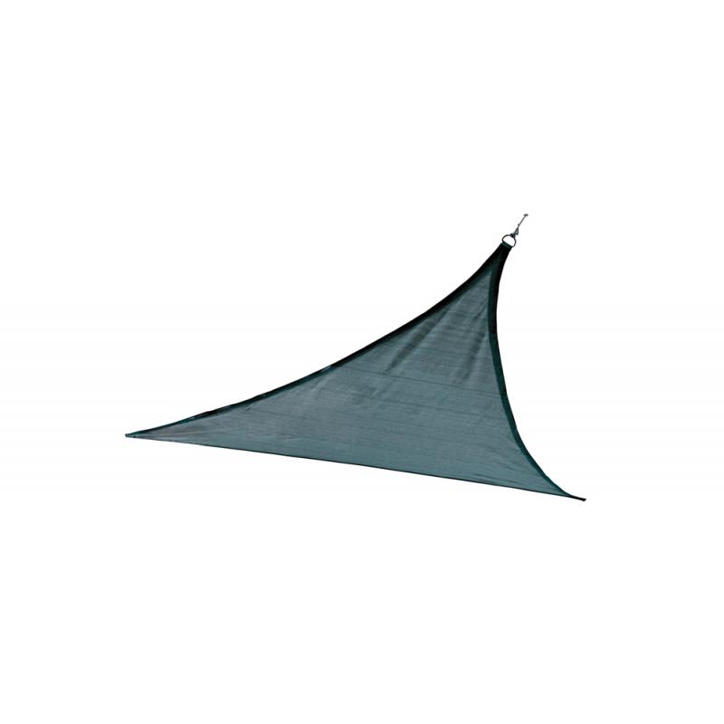 Shelter Logic 16 ft Triangle Shade Sail - Sea (25734)