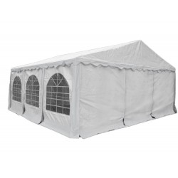 Shelter Logic 20x20 Party Tent Enclosure Kit - White (25927)