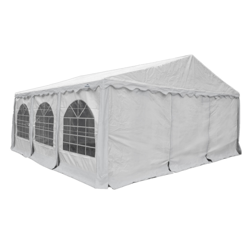 ShelterLogic 20x20 Party Tent Enclosure Kit - White (25927)