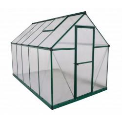 Palram Mythos 6x10 Greenhouse Kit - Green (HG5010G)