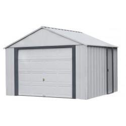 Arrow Vinyl Murryhill 12x10 Garage Steel Storage Shed Kit (BGR1210FG)