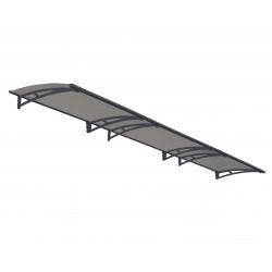 Palram Aquila 4500 Awning Kit - Dark Gray (HG9506)