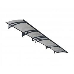Palram Aquila 4100 Awning Kit - Dark Gray (HG9513)