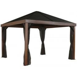 Sojag Valencia 12x12 Gazebo Wood Finish Kit (500-9166606)
