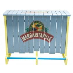Margaritaville 4' Promo Bar - Escape to Paradise (BR6MV-1)