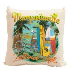 Margaritaville Double Sided Throw Pillows (TPSET12-1)