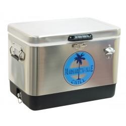 Margaritaville 54 Qt. Stainless Steel Cooler - Margaritaville Chill (TC54SSMV-200-1)