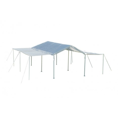 ShelterLogic 10'×20' Extension Kit Canopy - White (25730)