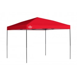 Quik Shade 10x10 Shade Tech Canopy Kit - Red (157377DS)