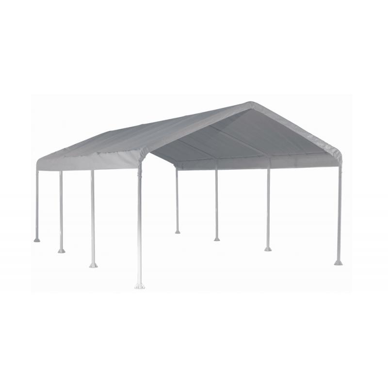 ShelterLogic 12'×20' Canopy - White (25773)