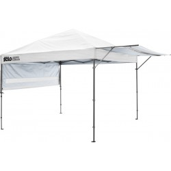Quik Shade 10x17 Solo Steel 170 Canopy Kit - White (167523DS)