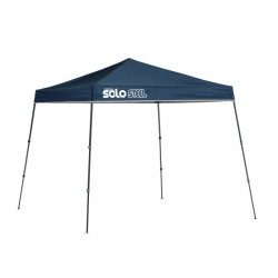 Quik Shade 9x9 Solo Steel 50 Canopy Kit - Midnight Blue (167524DS)
