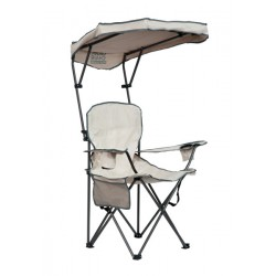 Quik Shade Max Shade Folding Chair - Khaki (167610DS)