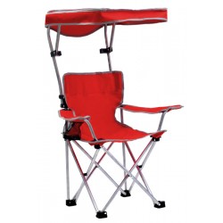 Quik Shade Kids Shade Folding Chair - Red (167611DS)