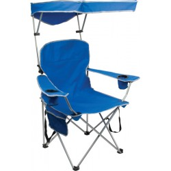 Quik Shade Full Size Shade Folding Chair - Royal Blue (160048DS)