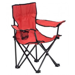 Quik Shade Kids Folding Chair - Red (167563DS)