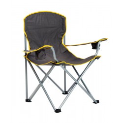 Quik Shade Heavy Duty Folding Chair - Gray (150239DS)