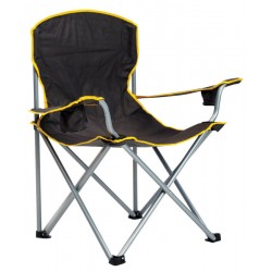 Quik Shade Heavy-Duty Folding Chair - Black (158334DS)