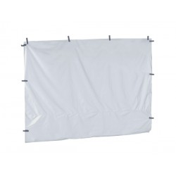 Quik Shade 10 ft. Canopy Wall Panel - White (157641DS)