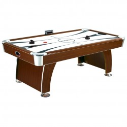 Hathaway 7.5 ft. Brentwood Air Hockey Table - Dark Cherry (NG1036H)