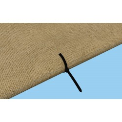 Shelter Logic Shade Cloth Fabric Tie Wraps - Polybag (25660)