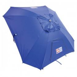 Rio 8' Extreme Shade Total Sun Block Umbrella - Blue (ETSB8-28-1)