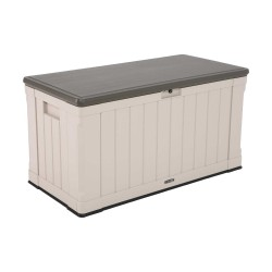 Lifetime 116 Gallon Outdoor Storage Deck Box (60186)
