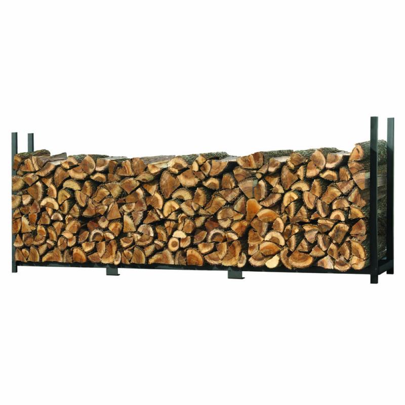 Shelter Logic 12 ft Ultra Duty Firewood Rack Cover (90473)