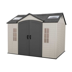 Lifetime 10x8 Outdoor Storage Shed Kit (60084)