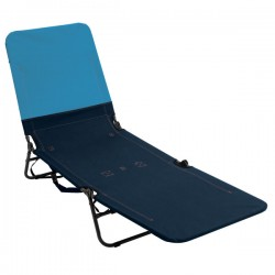 Rio Backpack Lounge Chair - Blue Sky and Navy (GRBPL-432-1)