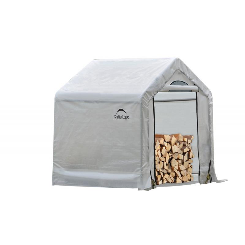 """ShelterLogic 5 x 3'6"""" x 5 Seasoning Shed (90395)"""