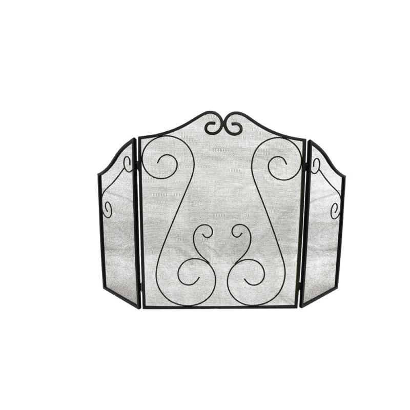 Shelter Logic Fireplace Scrollwork Screen (90394)