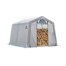 ShelterLogic 10 x 10 x 8 Seasoning Shed (90396)