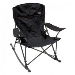 Rio Soft Arm Quad Rocker Chair - Slate (GRQR370-445-1)