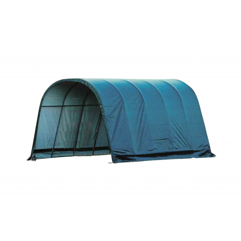 Shelter Logic 12x20x10 Round Style - Green (51351)