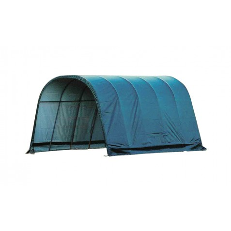 Shelter Logic 12x20x10 Round Style - Green (51351)