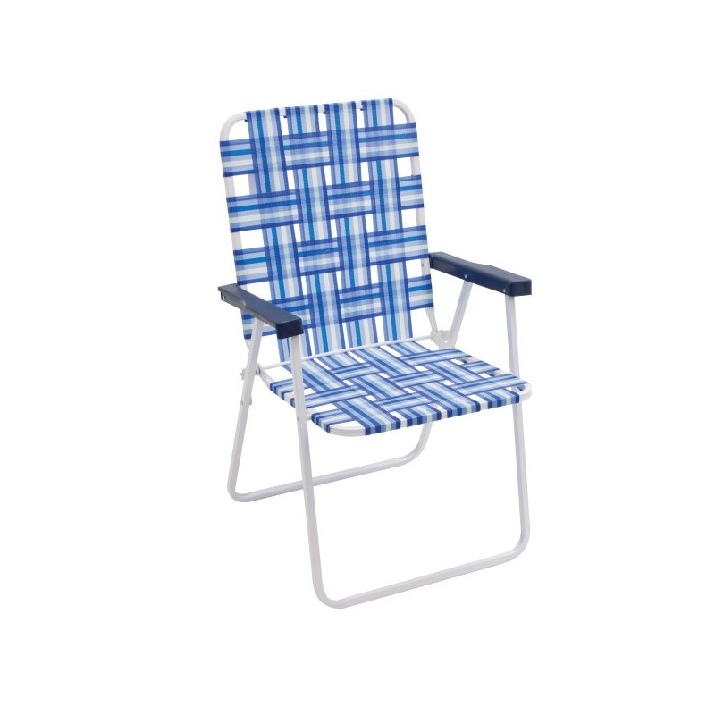 Rio Web Chair - Blue and White (BY059-0128-1)