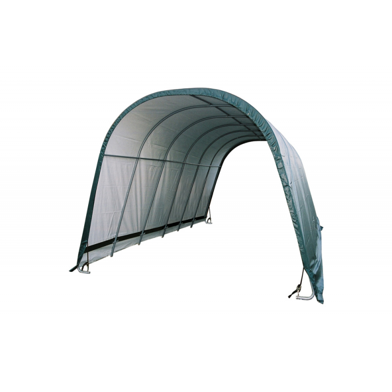 Shelter Logic 12x24x10 Round Style - Green (51451)